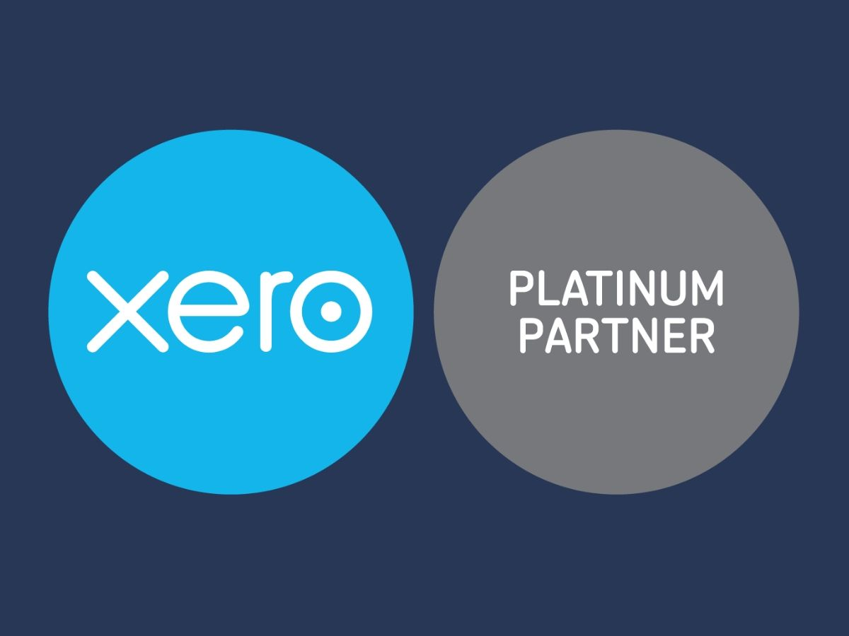 Xero Platinum Partner Badge