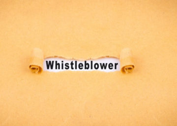 Whistleblower Policy