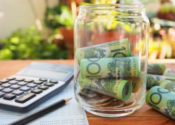 Tax deduction for personal super contributions